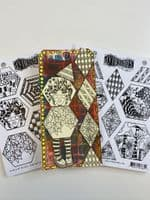 Dylusions - Rubber Stamps - Quiltalicious